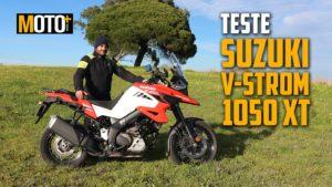Teste Suzuki V-Strom 1050 XT – A Retro Adventure (Vídeo) thumbnail
