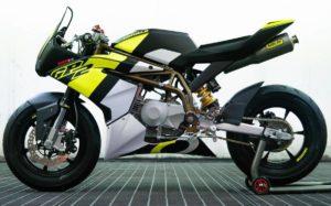 Ohvale GP-2, a minimoto desportiva de treino dos campeões thumbnail