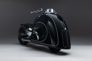 BMW R 18 'Spirit of Passion': Art Déco by Kingston Custom thumbnail