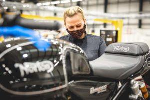 Nova fábrica da Norton já funciona e inaugura em breve thumbnail