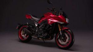 Suzuki Katana em série especial 'Candy Red' thumbnail