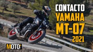 Contacto Yamaha MT-07 2021 – A evolução de um best-seller thumbnail