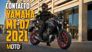 Contacto Yamaha MT-07 2021 – A evolução de um best-seller (Vídeo) thumbnail