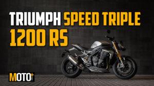 Triumph Speed Triple 1200 RS – Apresentação Vídeo thumbnail