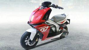 TVS Creon, uma scooter elétrica e deslumbrante thumbnail
