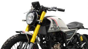 FB Mondial HPS 125: A 'Flat-Track' atualizada para o Euro 5 thumbnail