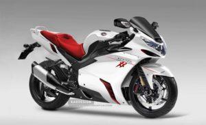 A visão da Kardesign de uma nova Honda Super Blackbird thumbnail