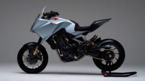 Honda NT 1100: Nova crossover desportiva em 2022 thumbnail