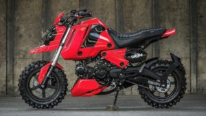 Kit Off-road K-Speed para Honda MSX 125 Grom thumbnail