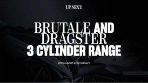 MV Agusta prepara lançamento das Brutale e Dragster 2021 thumbnail