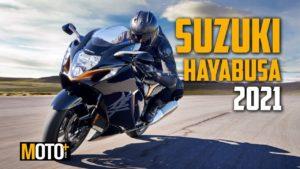 Suzuki Hayabusa 2021: O regresso do falcão – Apresentação Vídeo thumbnail