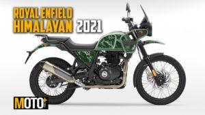 Royal Enfield Himalayan 2021 – Apresentação Vídeo thumbnail