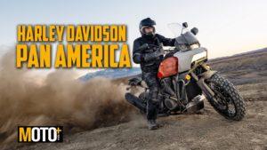 Harley-Davidson Pan America 1250 – Apresentação Vídeo thumbnail