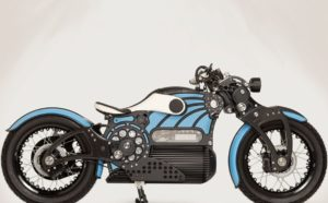 "Curtiss ""The One"" Electric Motorcycle thumbnail"