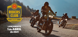 "Royal Enfield lança ""The Riders Club of Europe"" thumbnail"