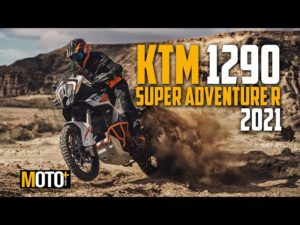 KTM 1290 Super Adventure R 2021 – Apresentação Vídeo thumbnail