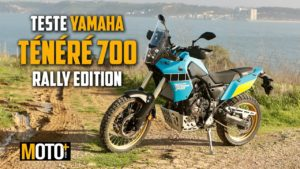 Teste On/Off Yamaha Ténéré 700 Rally Edition – Até ao fim do mundo?! (Vídeo) thumbnail