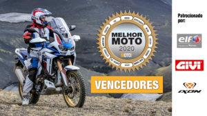 """""""Melhor Moto 2020"""" – Conheça os vencedores! thumbnail"""