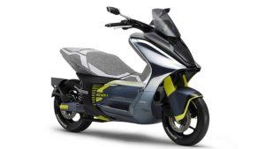 Yamaha E01 E EC-05: duas e-scooters muito perto da produção thumbnail