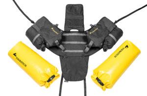 Touratech Discovery: Sistema de bagagem flexível e universal thumbnail