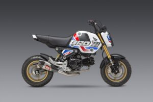 Kit Yoshimura para a nova Honda MSX125 Grom thumbnail