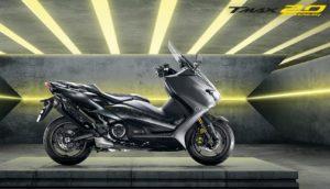 Yamaha TMAX 20th Anniversary – Maxi-scooter de culto! thumbnail
