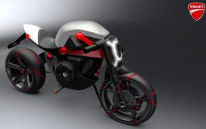 CEO do Grupo Volkswagen aborda o futuro elétrico da Ducati thumbnail