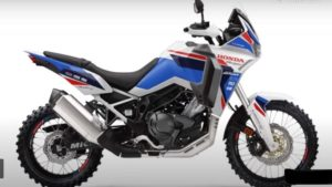 Honda CRF 850: Nova Africa Twin ou Transalp a caminho? thumbnail