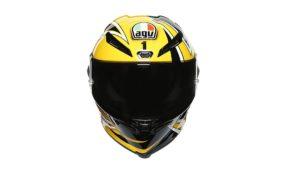 AGV Pista GP RR Rossi: O capacete campeão de 'Il Dottore' thumbnail