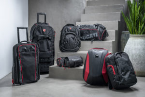 Ducati Redline: Trolleys e sacos de desporto para viagem e lazer thumbnail
