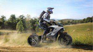 BMW D-05T Concept: A Adventure elétrica imaginada por Jawale thumbnail