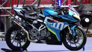 "CFMoto 300 SR ""Racing"": Uma versão mais ambiciosa thumbnail"