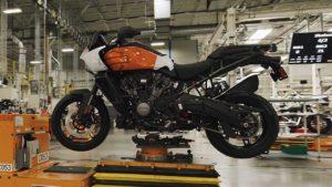 Harley-Davidson: Já entrou em produção a nova Pan America thumbnail