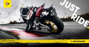 "Dunlop lança nova atitude de marca ""Just Ride"" thumbnail"