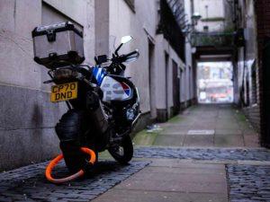 Furto de motos: Prevenir é o melhor remédio! thumbnail