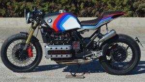 Lord Drake Kustoms: Mudar a K1 para uma minimalista Cafe Racer thumbnail