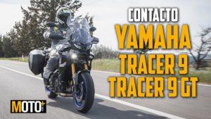 Contacto Yamaha Tracer 9 e 9 GT – A evolução de um líder thumbnail