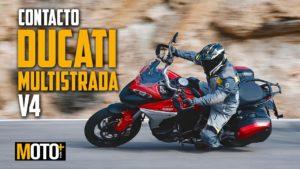 Contacto Ducati Multistrada V4 – A mais completa? (Vídeo) thumbnail