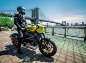 Harley-Davidson LiveWire: Nova versão com mais autonomia? thumbnail