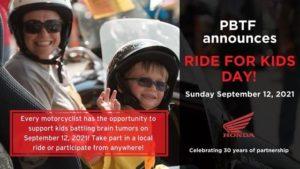 Honda: 30 anos a apoiar o RideforKids Day nos EUA thumbnail