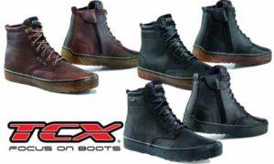 TCX Dartwood WP e GTX: Linha 2021 de botas de couro thumbnail