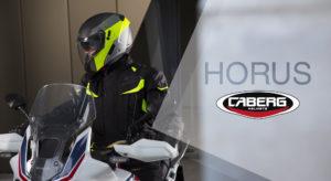 Caberg HORUS: Flip-up modular com vista a 360 graus thumbnail