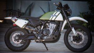 RSD 'Urban Assault': Transformação de uma KTM 790 Adventure numa Scrambler thumbnail