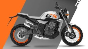 Zontes 350 GK 'Sportscafe': Uma Cafe Scrambler vinda da China thumbnail