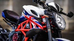 MV Agusta: Dragster 800 RR 'London Special' para Inglês ver! thumbnail