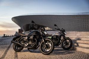 Moto Guzzi V7: Uma história de paixão e encanto intemporal thumbnail