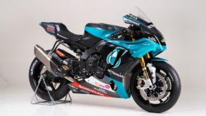 "Yamaha YZF-R1 ""Petronas"" Réplica: Nem sequer lhe faltam as asas! thumbnail"