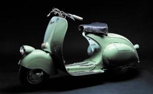 História (1884-1946): Da criação da Piaggio à icónica Vespa thumbnail