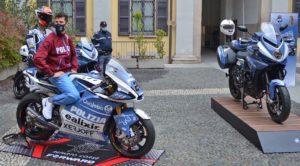 MV Agusta reforça frota de motos da Polícia de Milão thumbnail