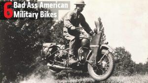 6 motos militares americanas que ficam na História thumbnail